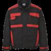 veste de travail coton rouge